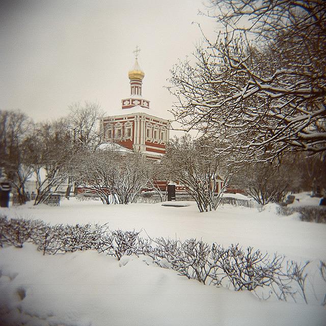 Камера наблюдения: Москва глазами Варвары Лозенко. Изображение №14.