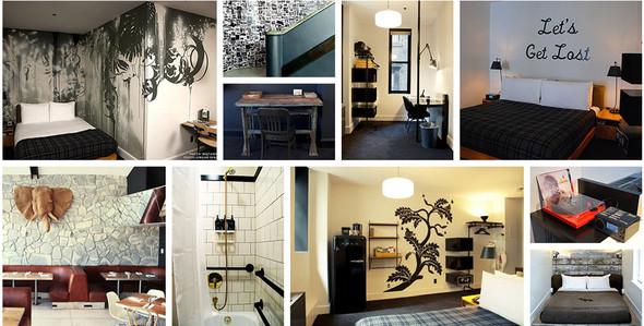 Владельцы кафе Friends Forever откроют дизайнерский мини-отель. Изображение № 4.