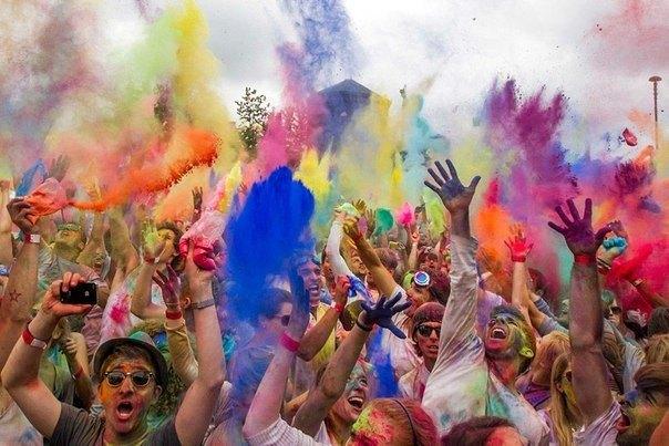 В парке Дружбы Народов уcтроят бои красками. Зображення № 1.
