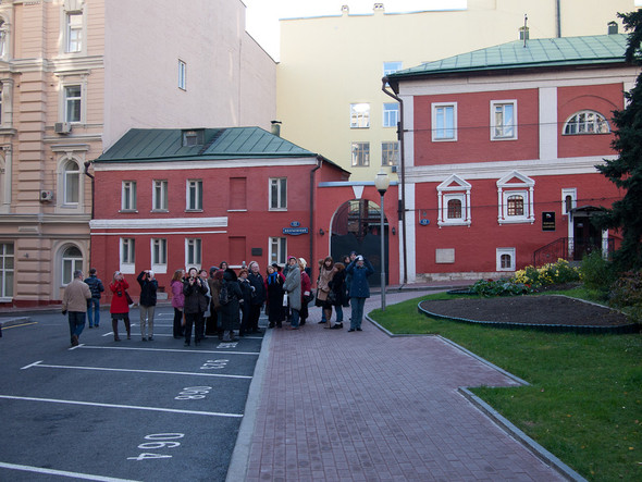 Палаты иконописца Симона Ушакова. Изображение № 9.