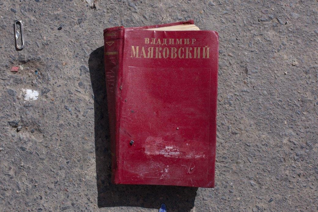 Год макулатуры: Что происходит скнигой, которую вы выбросили. Изображение № 11.
