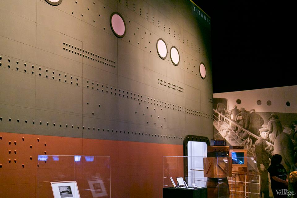 Выставка «Титаник: как это было. Погружение в историю». Изображение № 13.