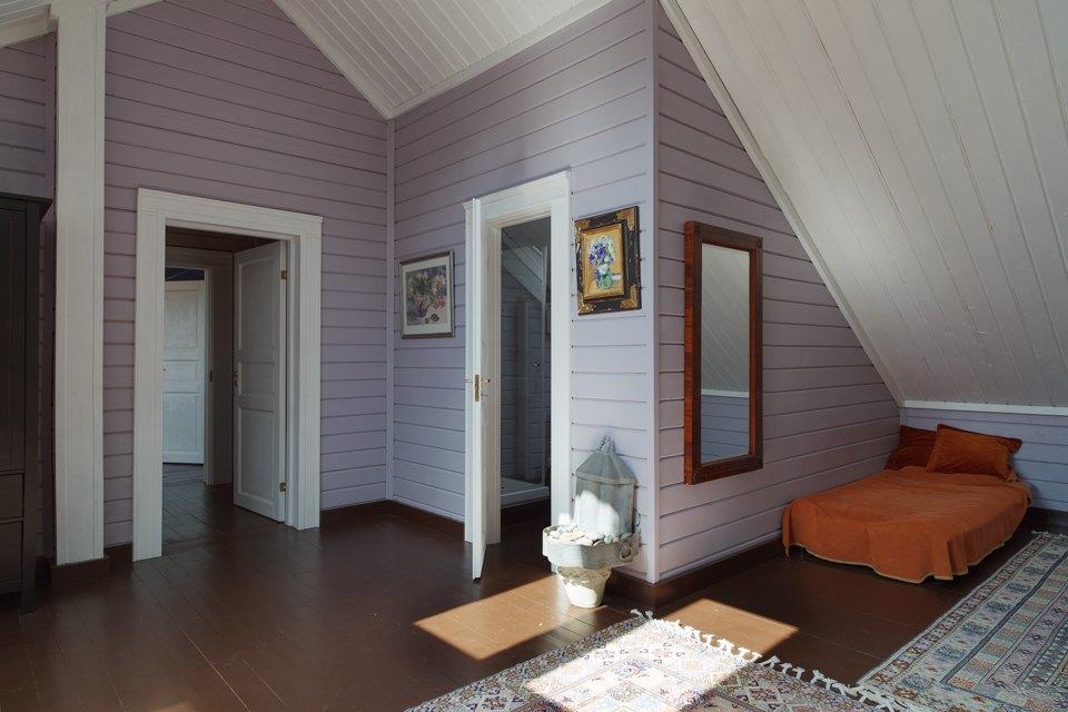 Девятикомнатный дом вдореволюционном стиле. Изображение № 22.