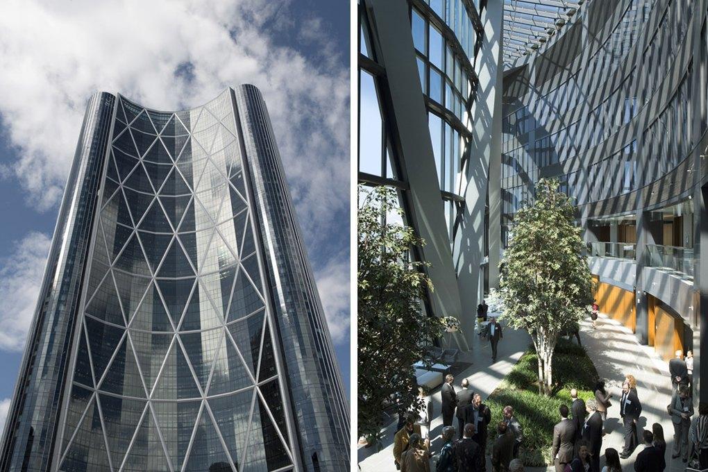 Продажи вверх: 10 самых дорогих небоскрёбов корпораций. Изображение № 24.