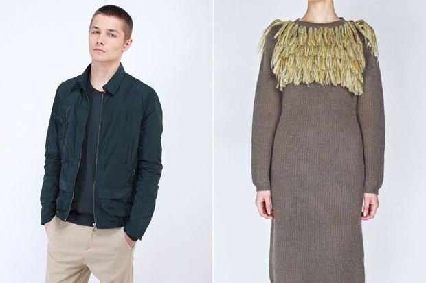 Куртка JNBY за 7630 рублей со скидкой 30 % и платье Minimarket за 5000 рублей со скидкой 60 %. Изображение № 14.
