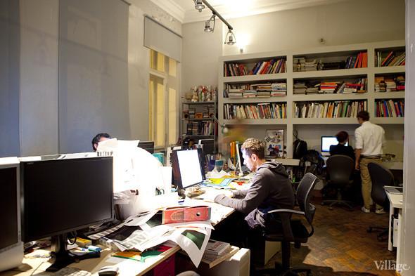 Офис недели (Москва): Ostengruppe и Zoloto. Изображение № 11.