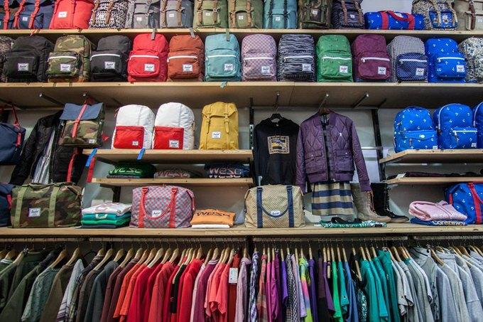 Владельцы «Юности» открывают магазин одежды вТРК «Гранд Каньон» . Изображение № 2.