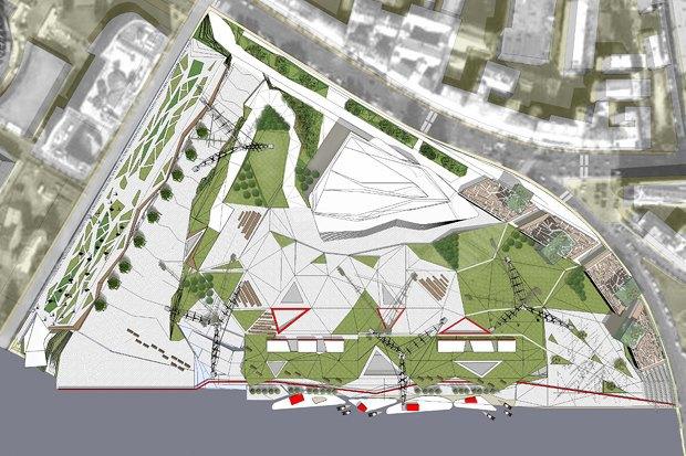 Идеи для города: Кинетический парк на месте «Набережной Европы». Изображение № 8.