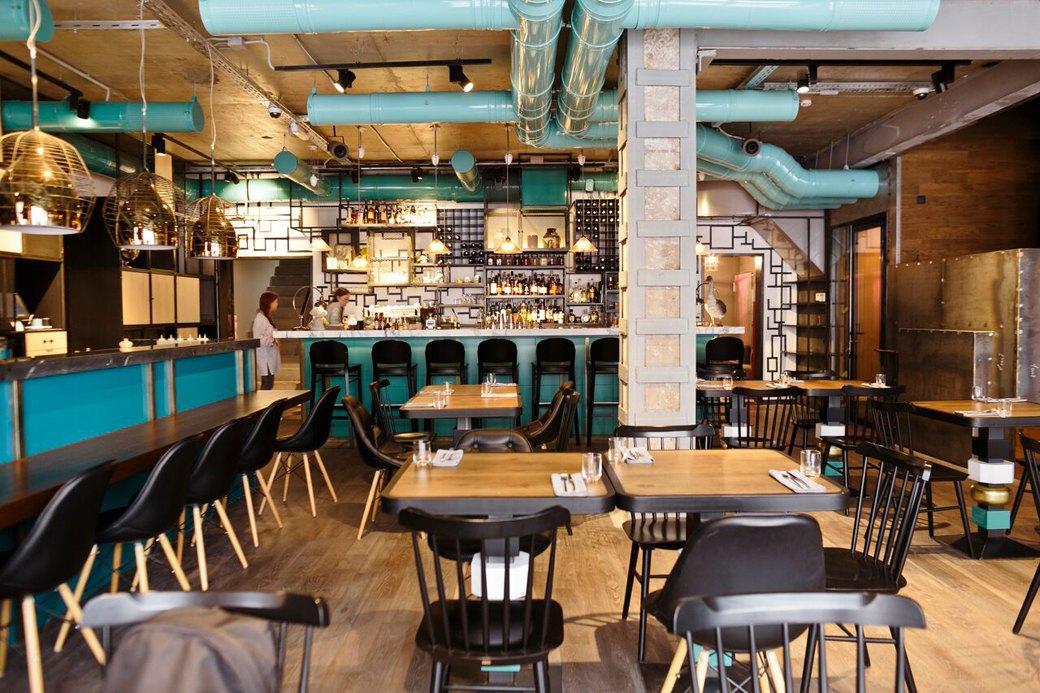15 Kitchen+Bar. Изображение № 1.