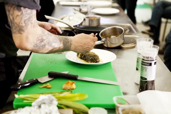 Omnivore Food Festival: Айзек Корреа готовит два пуэрториканских блюда. Изображение № 6.