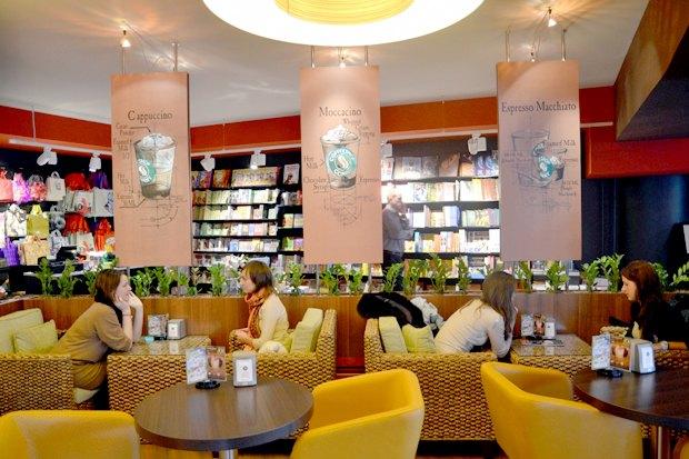 Кофейня Coffeeshop заработала в «Буквоеде». Изображение № 1.