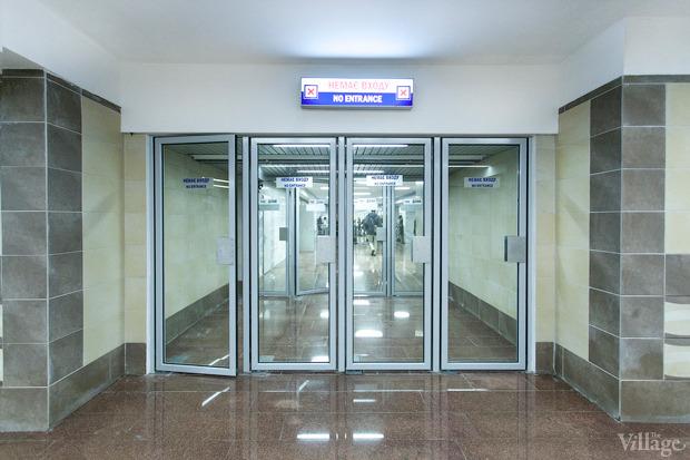 Фоторепортаж: В Киеве открыли новую станцию метро. Зображення № 9.