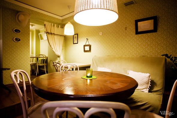 Новое место: Вегетарианское кафе «Прекрасная зелёная». Изображение № 27.