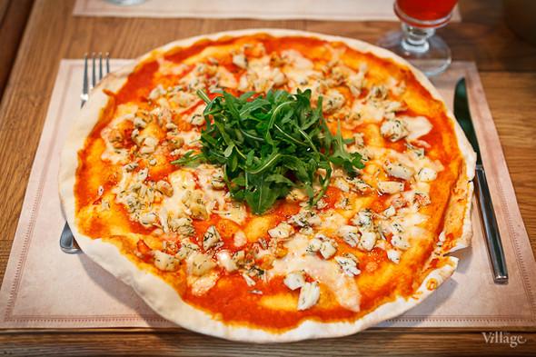 Пицца с крабом — 590 рублей. Изображение № 27.