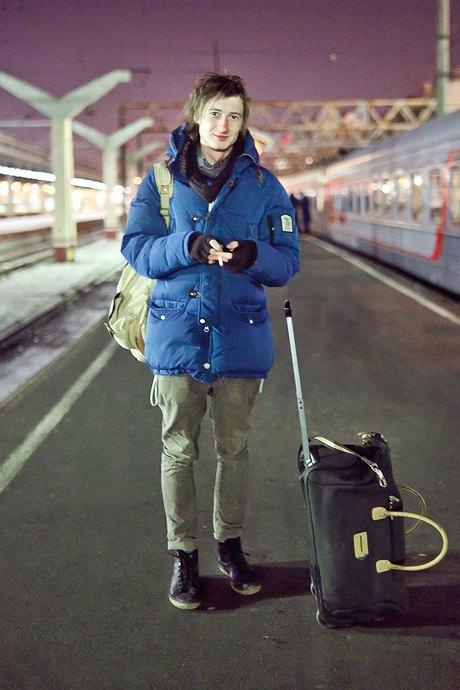 Люди в городе: Последний воскресный поезд Петербург — Москва. Изображение № 7.