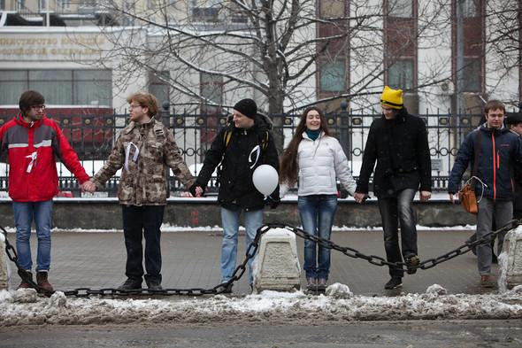 Близкое окружение: Участники акции «Белый круг» о проблемах Москвы. Изображение № 12.