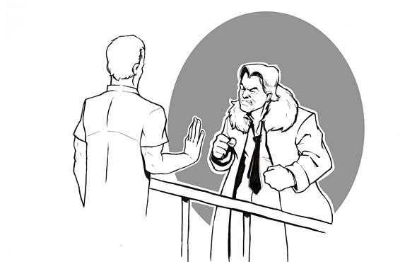 Как всё устроено: Фейсконтроль в клубах и барах. Изображение № 5.