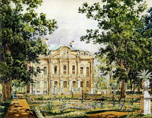 В Петергофе появится ещё один дворцово-парковый ансамбль. Изображение № 1.