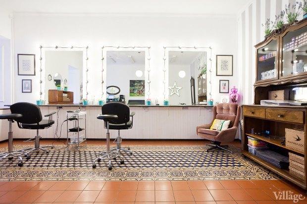 На Гороховой открывается вторая парикмахерская «Букля». Изображение № 1.