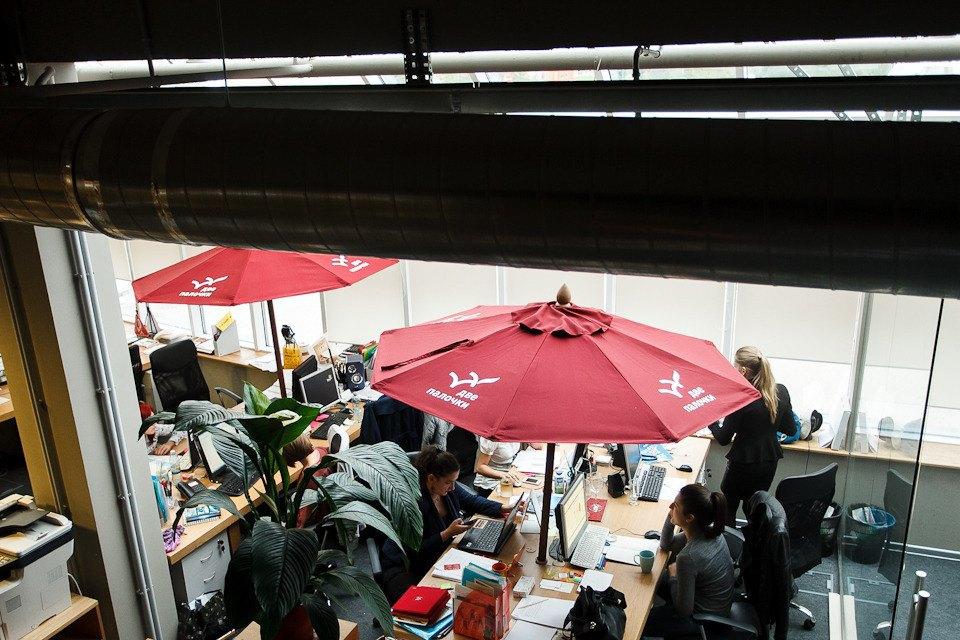 Офис недели (Петербург): Food Retail Group. Изображение № 25.