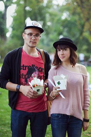 Люди в городе: Посетители фестиваля «Праздник Еды». Изображение №5.