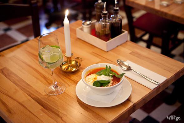 Томатный суп-пюре Crema di Pomodoro   — 280 рублей. Изображение № 26.