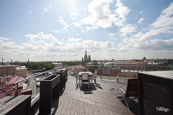 Офис недели (Петербург): Корпорация PMI. Изображение № 27.
