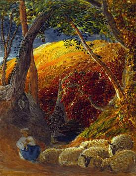 Выставка Уильяма Блейка открылась в Пушкинском музее. Изображение № 7.