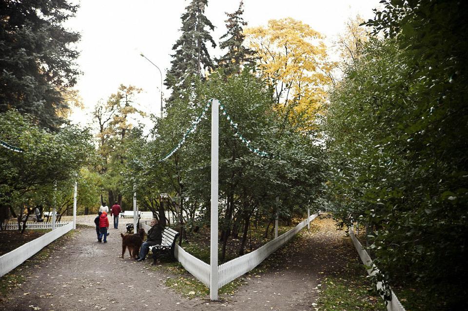 Камера наблюдения: Москва глазами Марка Боярского. Изображение №16.
