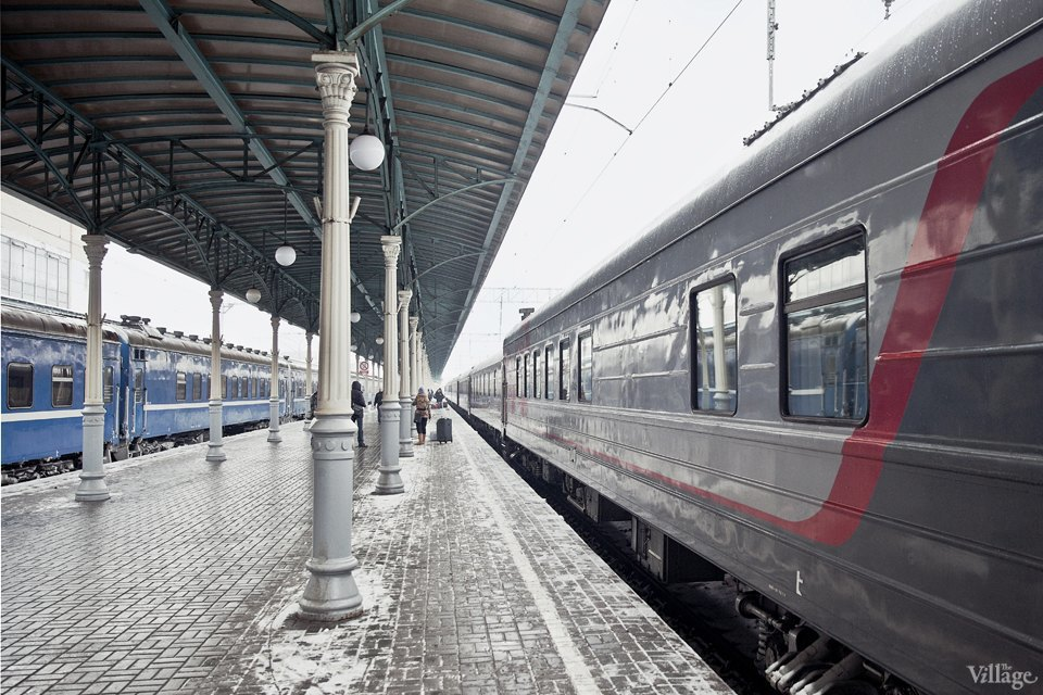 Люди в городе: Кто ездит вЕвропу на поезде?. Изображение № 5.