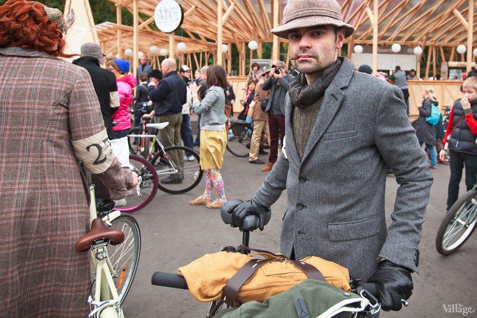 С твидом на город: Участники велопробега Tweed Ride о ретро-вещах. Изображение № 9.
