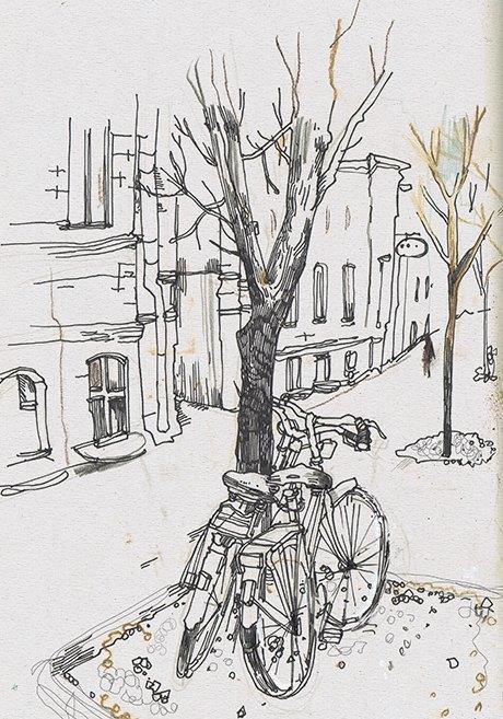 Клуб рисовальщиков: Новогодние каникулы. Изображение № 14.
