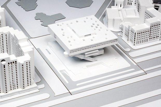 Представлены шесть проектов нового здания Политехнического музея. Изображение № 12.