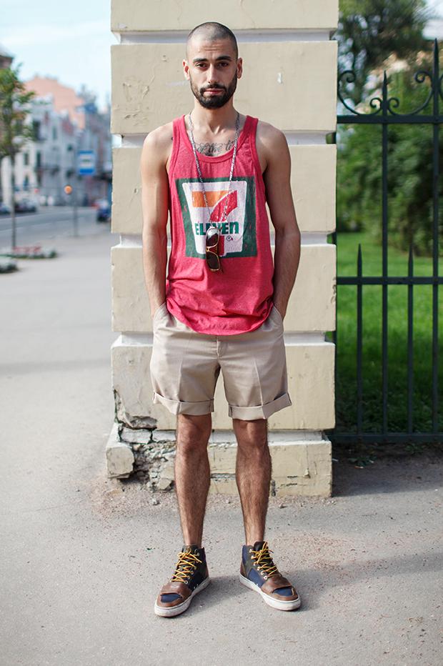 Внешний вид: Рустам Эйбатов, владелец Banya Concept Store. Изображение №1.
