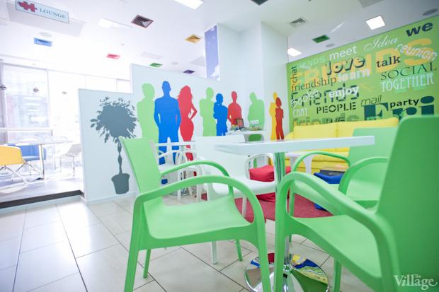 Новое место (Киев): Smart cafe BiblioTech. Зображення № 22.