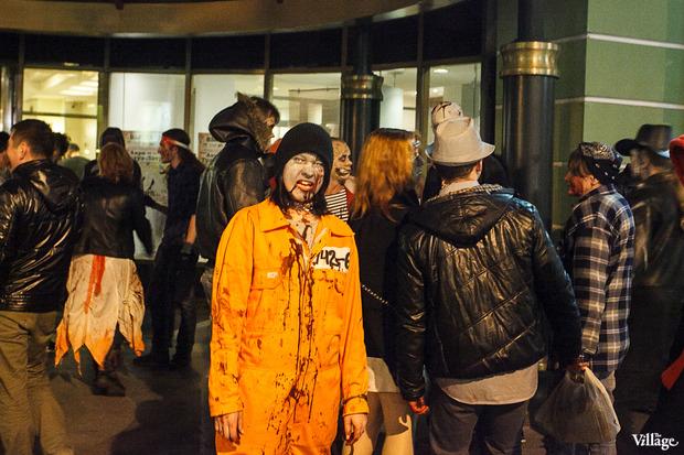 Люди в городе: Хеллоуин вПетербурге. Изображение № 3.