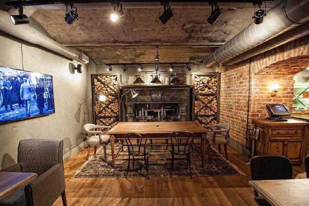 На месте «Голубки» наПокровке открылся бар 19 Bar&Atmosphere. Изображение № 3.