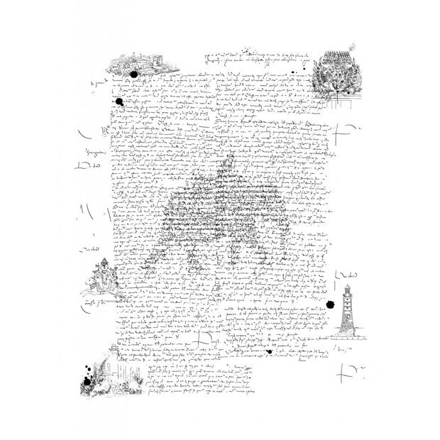 Из серии «Автоматическое письмо». Изображение № 18.