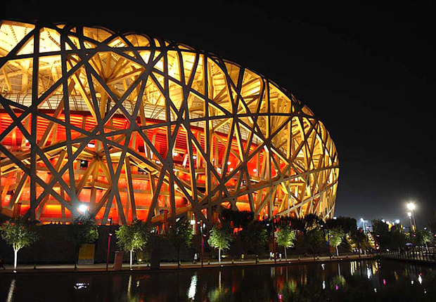 Дизайн от природы: «Зеленое» топливо и олимпийский стадион в Пекине. Изображение № 10.