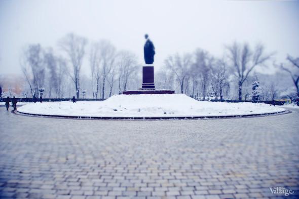Белым по серому: Итоги снежного января в Киеве. Зображення № 18.