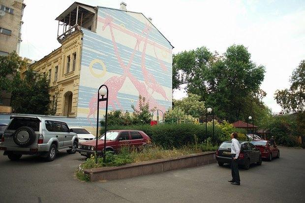 Испанский немецкий: Необычные места в Киеве. Изображение № 32.