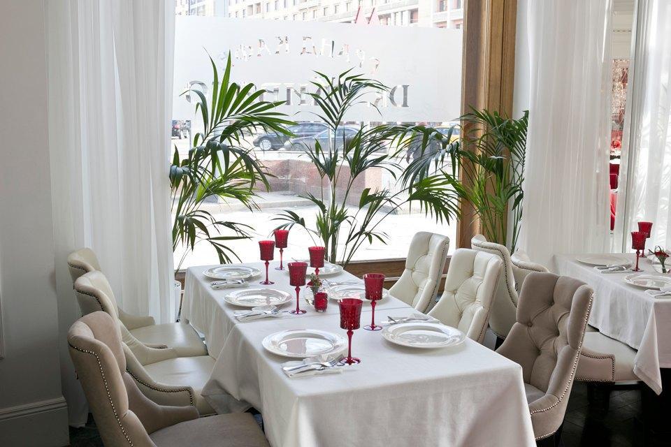 Ресторан «Dr.Живаго». Изображение № 2.