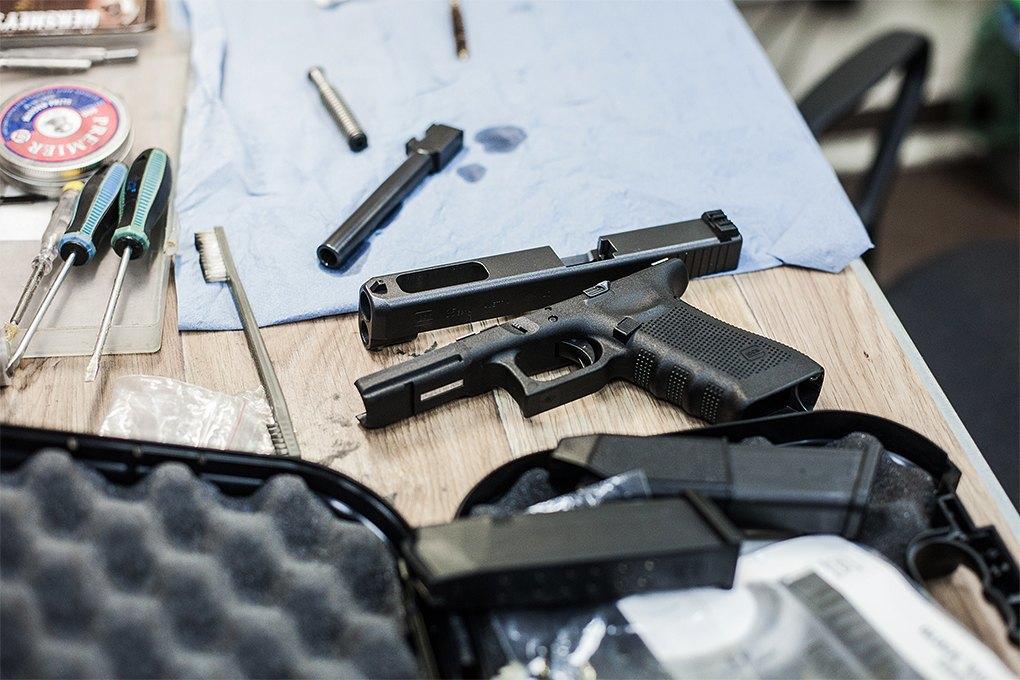 Производственный процесс: Как делают винтовки. Изображение № 35.