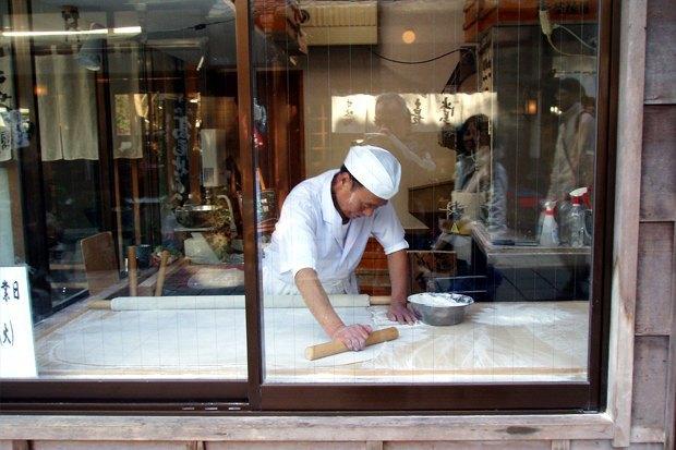 Что едят жители Нью-Йорка, Стамбула, Токио и Мадрида на улице. Изображение № 9.