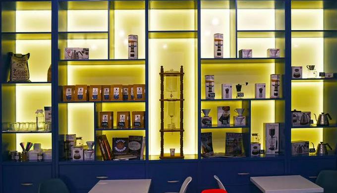 В бизнес-квартале «Спектр» открылась кофейня Cultura Coffee. Изображение № 1.