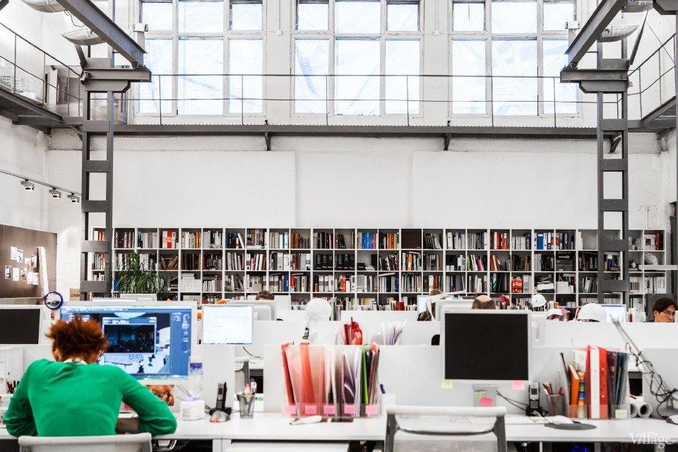 Офис недели (Москва): UNKproject. Изображение № 16.