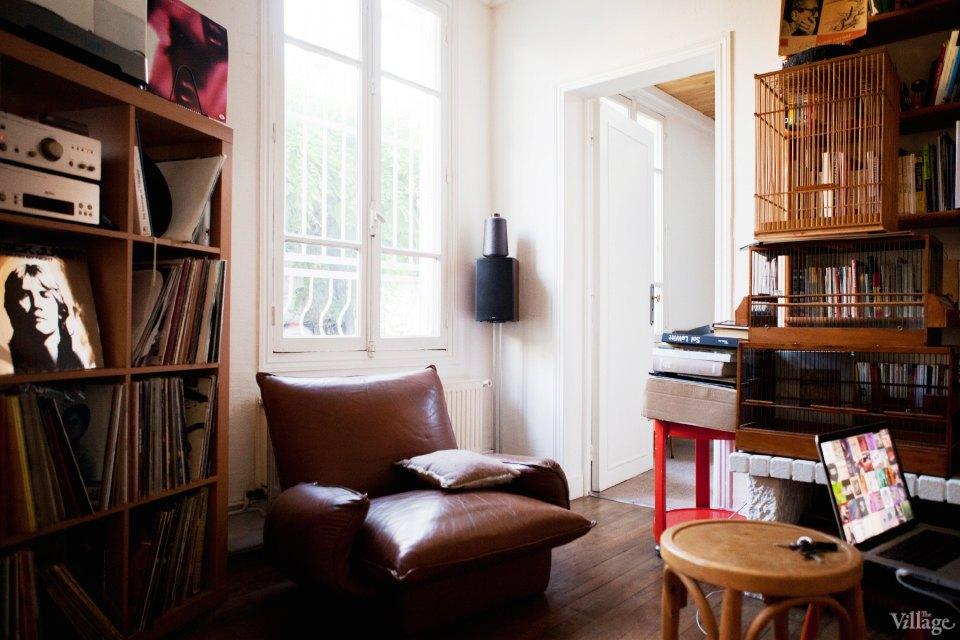 Квартиры мира (Париж): Дом в районе Монтрёй. Изображение №14.