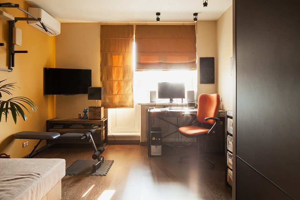 Трёхкомнатная квартира вскандинавском стиле. Изображение № 16.