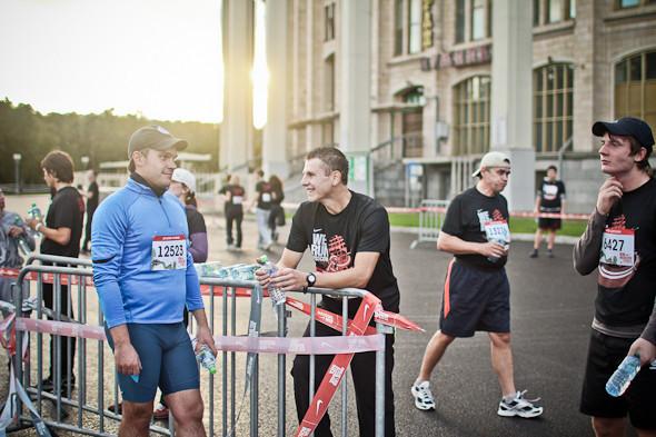 Бег с ними: В Москве прошел марафон Run Moscow. Изображение № 11.