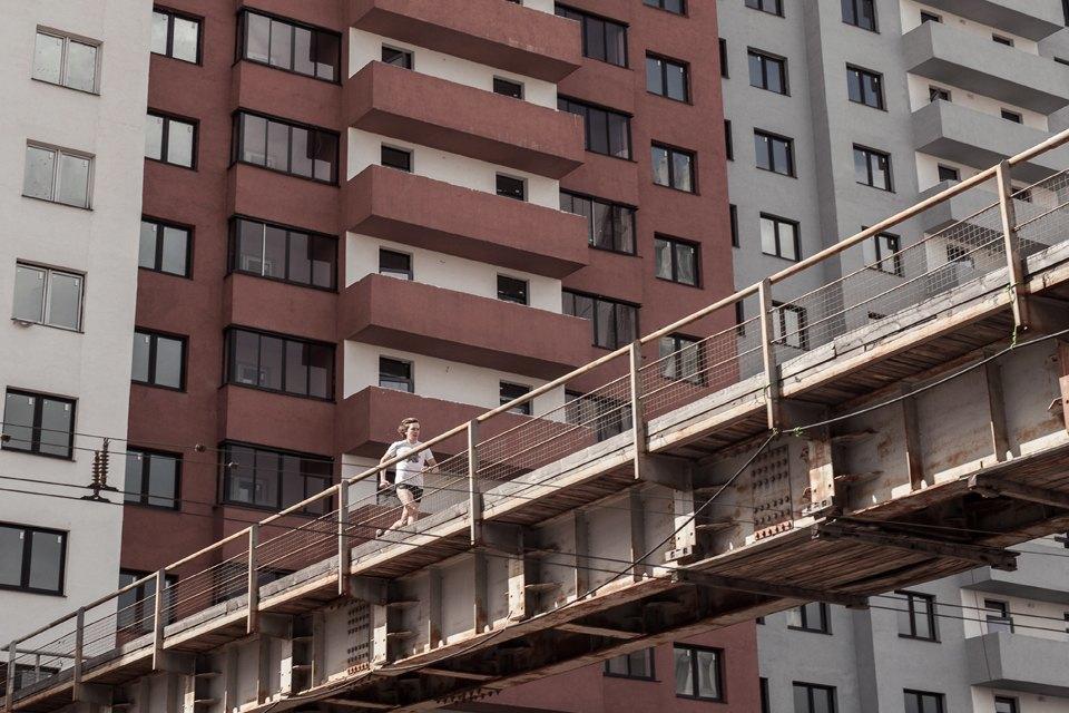 Живописные беговые маршруты в опасных районах Москвы. Изображение № 20.
